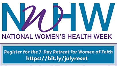 WELLNESS REVIVAL:  A Virtual Summer R.E.S.E.T. for Christian Women tickets