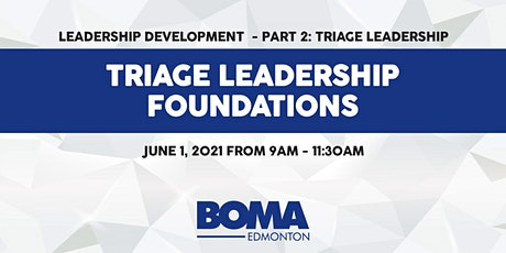 Part 2: Triage Leadership - Session 1: Triage Leadership Foundations tickets