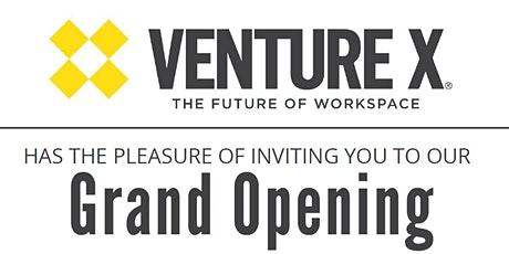 Venture X Arlington - Courthouse Metro Celebrates Grand Opening tickets