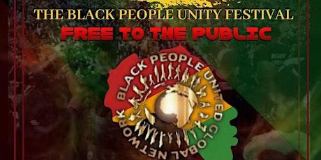 Juneteenth Black People Unity Festival tickets
