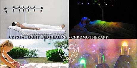 Crystal Light Therapy and  Spiritual Healing tickets