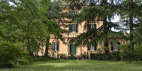 San Lazzaro-Via Fornace 39-Villa Matilde-Diverdeinverde 2021, 22 maggio biglietti