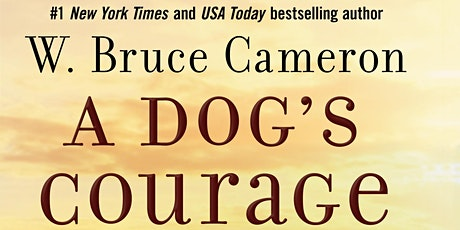 BESTSELLING AUTHOR BRUCE CAMERON IN CONVERSATION with SCETV's Holly Jackson tickets