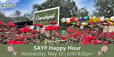 SAYP Happy Hour @ Elsewhere Garden Bar & Kitchen tickets