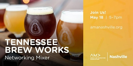 Marketing Professionals Networking Mixer - May 18, 2021 tickets