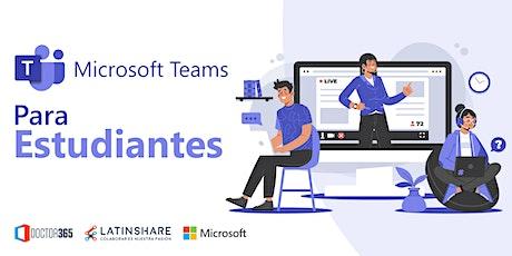 Microsoft Teams para Estudiantes entradas