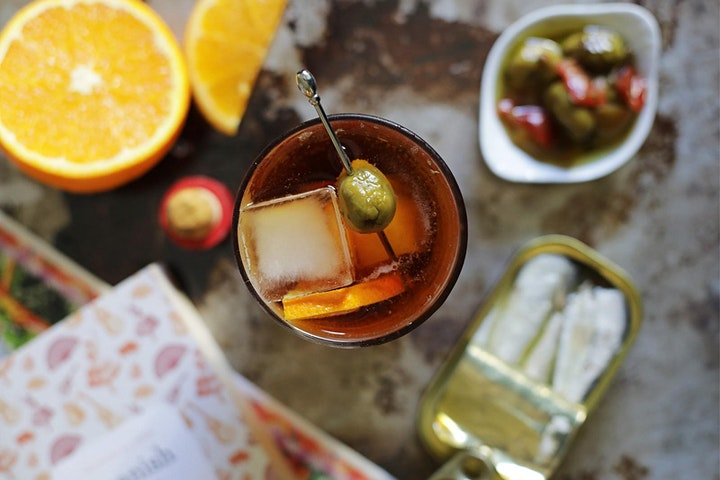 The Culture & Infamy of Vermouth: PART 1 VERMOUTH & DRINKING CULTURE image