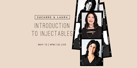 Introduction to Injectables tickets
