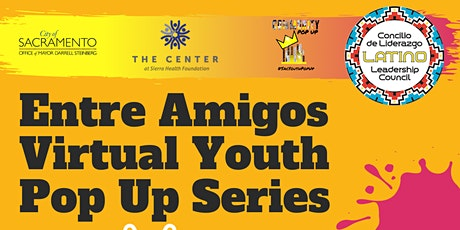 Entre Amigos Youth Pop-Up Series: Clay Art and Movie Night tickets