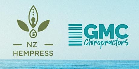 GMC Chiropractors and NZ Hempress Information Evening tickets