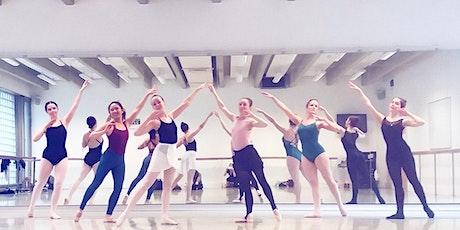 Intermediate ballet class: Learn a famous ballet variation tickets