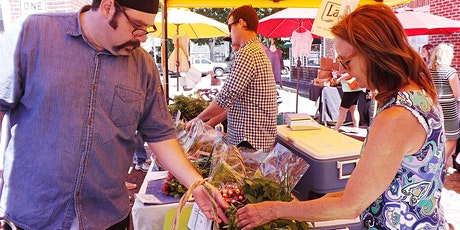 Walk the Farmer's Market with Chef Greg tickets