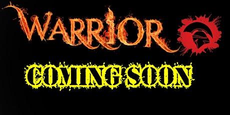 Warrior  Presentación entradas