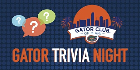 GATOR TRIVIA NIGHT tickets