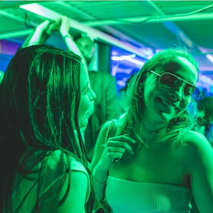 House Summer Sunset Yacht Party Sunday Cruise Skyport Marina Cabana Yacht image