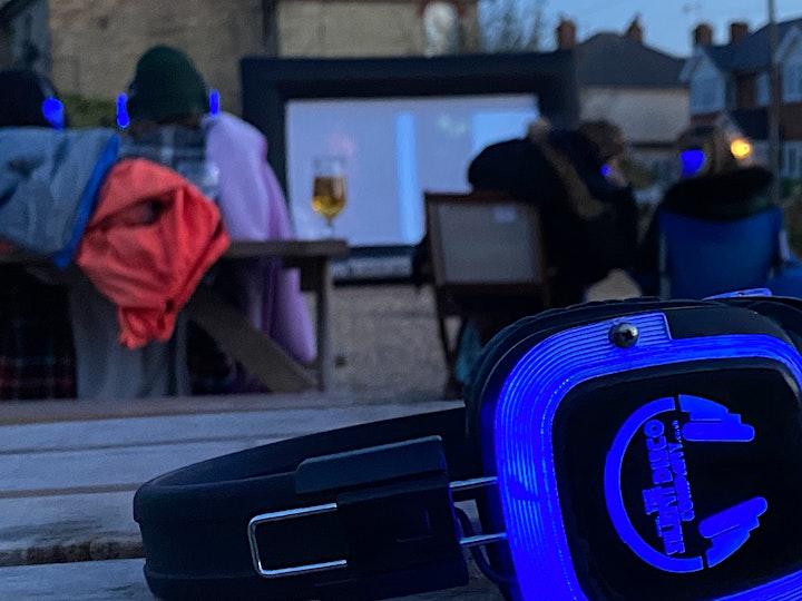 Outdoor Cinema - Royal Oak, Waboys - Inside Out! image