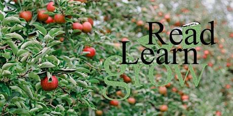 Read, Learn Grow - Apples tickets