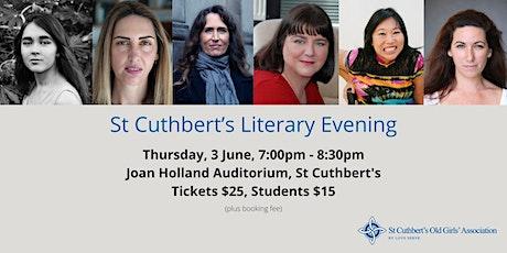 St Cuthbert's Literary Evening tickets