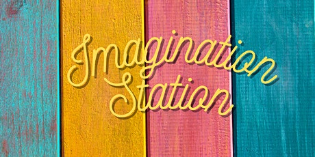 Imagination Station  August Activity Kit Pick-up tickets