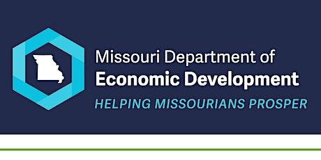 Department Economic Update tickets