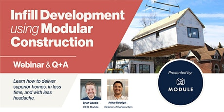 How to leverage modular construction for infill housing development tickets