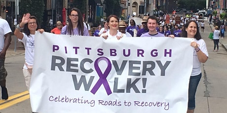 2021 Pittsburgh Recovery Walk tickets