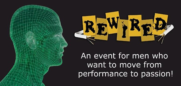 Rewired Men's Conference image