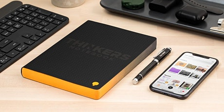 Official Launch of the THINKERS Smart Notebook at Interabang Books (Dallas) tickets