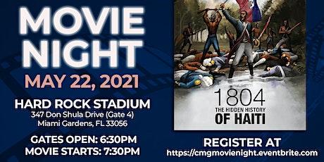 Haitian Heritage Month Movie Night tickets