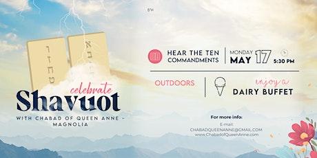 Outdoor Shavuot Celebration & Dairy Dinner tickets
