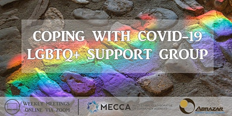 Coping with COVID-19: LGBTQ+ Support Group tickets