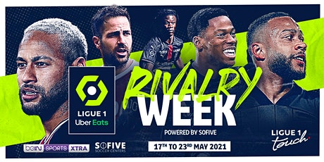 Ligue 1 Uber Eats Rivalry Week Watch Party at Sofive Brooklyn tickets