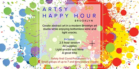 Painting  Happy Hour tickets