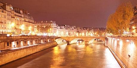 A Virtual Guided Tour of Paris Down the River Seine tickets