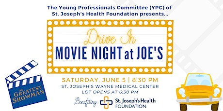 Drive-In Movie Night @ Joe's tickets