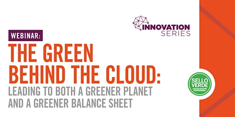 Sello Verde: The Green Behind the Cloud tickets