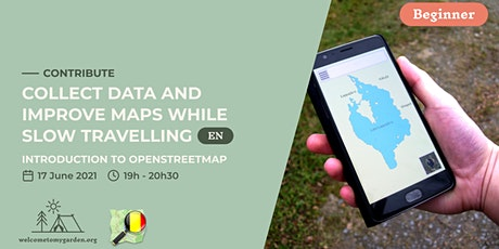 Collect data and improve maps while slow travelling - Intro OpenStreetMap tickets