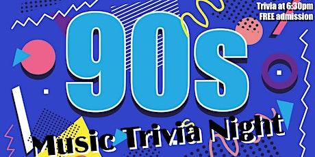 90s Music Trivia Night tickets