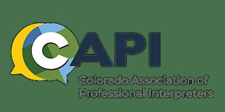 CAPI Virtual Annual Meeting 2021 tickets