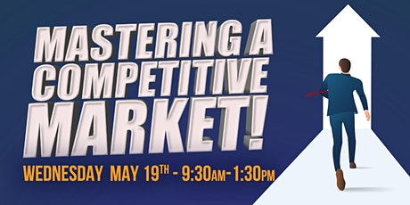 Mastering a Competitive Market! - Clearwater tickets