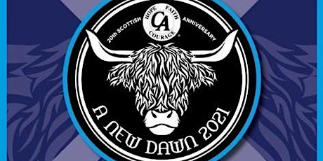 The New Dawn 2021, Scotland's Annual Convention tickets