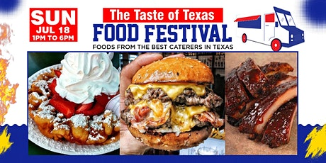 Taste of Texas Food Festival DFW tickets