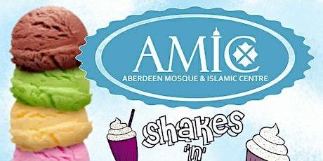 AMIC EID GIFT: IceCream Voucher tickets