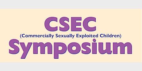 CSEC Symposium tickets