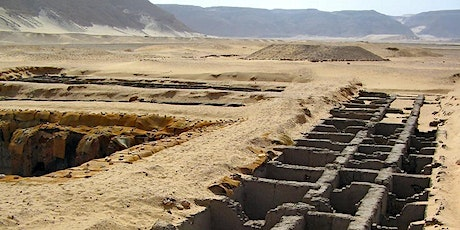 Before the Pyramids:  Pt2.3 - Abydos:  Early  Burials and Shrines tickets