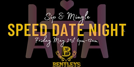 Sip & Mingle Speed Dating tickets
