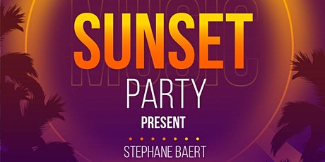 Sunset Party avec Stephane Baert billets