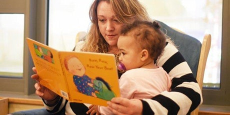 Baby Rhymetime  at Huntingdon Library tickets