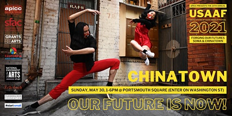 CHINATOWN: OUR FUTURE IS NOW! tickets