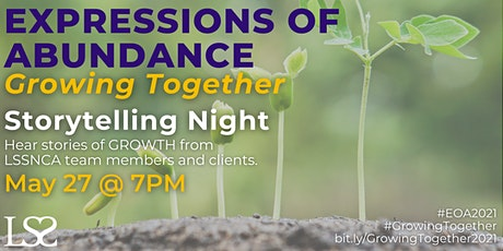 Growing Together - Storytelling Night tickets